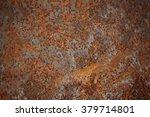 metal rust background   grunge... | Shutterstock . vector #379714801