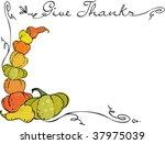 thanksgiving background   Shutterstock .eps vector #37975039
