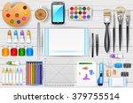 easy to edit vector... | Shutterstock .eps vector #379755514