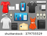 easy to edit vector... | Shutterstock .eps vector #379755529