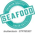 Fresh Seafood Restaurant Menu...
