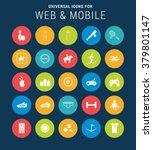 Universal Web Icons Set For We...