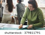dressmaker | Shutterstock . vector #379811791