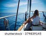 sail boat | Shutterstock . vector #379839145
