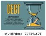 stock illustration. bob. funny... | Shutterstock .eps vector #379841605