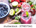 preparation of antioxidant and... | Shutterstock . vector #379857361