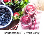 preparation of antioxidant and... | Shutterstock . vector #379858849