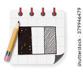 belgium flag doodle | Shutterstock . vector #379946479