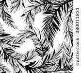 vector illustration tropical... | Shutterstock .eps vector #380011831