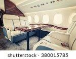 luxury interior in bright... | Shutterstock . vector #380015785