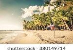 Caribbean Beach And Dominican...