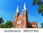 Saigon Notre Dame Cathedral...