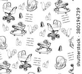 Vector Illustration Of Seamles...