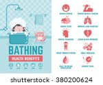 healthcare infographic about... | Shutterstock .eps vector #380200624