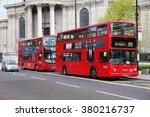 london  uk   may 13  2012 ... | Shutterstock . vector #380216737