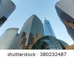Low Angle Architectural View O...