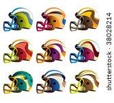 165 nfl helmet clip art vector | Public domain vectors