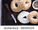 Everything Bagels With Seeds...