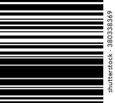 pattern black and white... | Shutterstock .eps vector #380338369