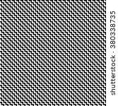 seamless geometric pattern... | Shutterstock .eps vector #380338735