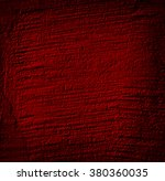 Red Background Texture Cement...