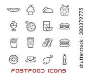 restaurant and fast food thin...