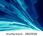 blue lights | Shutterstock . vector #3803968