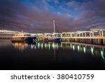 Pier In Manila Bay At Night  I...