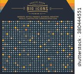 big icon set business...