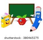 back to school illustration   Shutterstock . vector #380465275