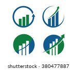 set of business professional... | Shutterstock .eps vector #380477887