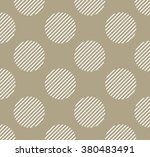 geometrical simple dots image... | Shutterstock .eps vector #380483491