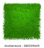 Green Grass Texture Rectangle...