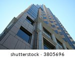 skyscraper in downtown san... | Shutterstock . vector #3805696