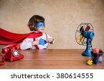Portrait Of Child Businessman...