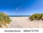 beach  germany  | Shutterstock . vector #380673745