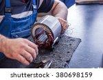 olsztyn  poland  november 24 ...   Shutterstock . vector #380698159