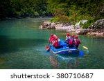 Rafting At Tara Mountain River...