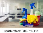 Office Cleaning Service Concep...