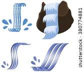 vector set of different... | Shutterstock .eps vector #380774881