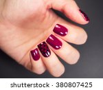 Manicured Nails Nail Polish Ar...