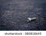Small photo of Allen Screw isolated