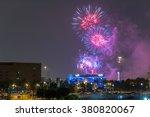 houston  tx usa   circa july... | Shutterstock . vector #380820067