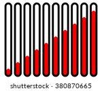 vertical progress  loading bars ...