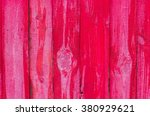 Wood Red Background