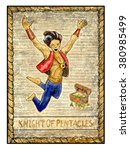 Knight Of Pentacles. Full...