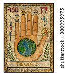 The World.  Full Colorful Deck...