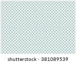 thailand pattern   backgrounds  | Shutterstock . vector #381089539