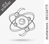 science icon design  | Shutterstock .eps vector #381126775