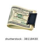 pack dollars.   Shutterstock . vector #38118430